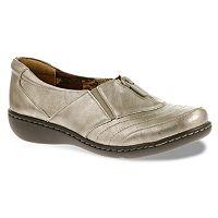 Soft Style by Hush Puppies Jennica Women's Zipper Slip-On Shoes