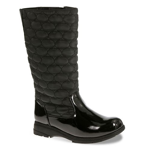 Soft Style by Hush Puppies Paris Women's Quilted Tall Boots