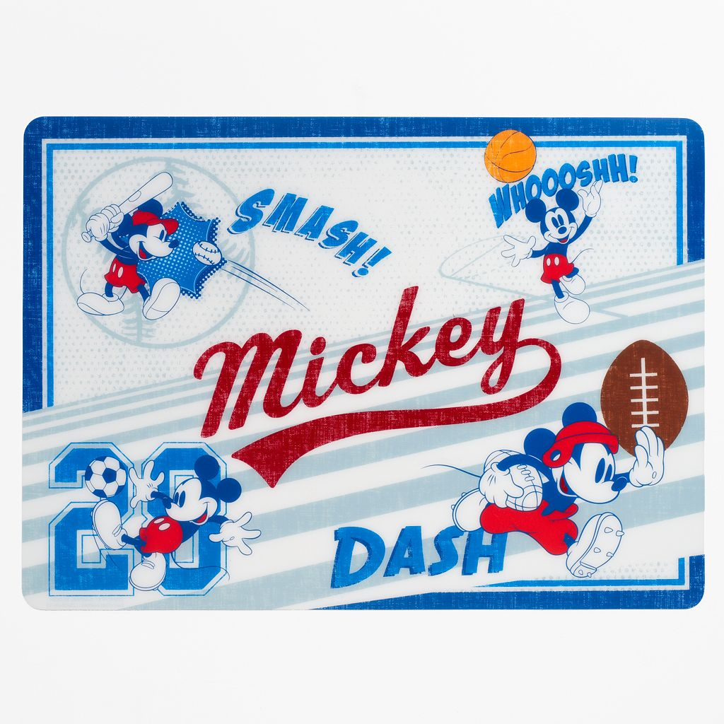 Disney's Mickey Mouse Sports Placemat by Jumping Beans®