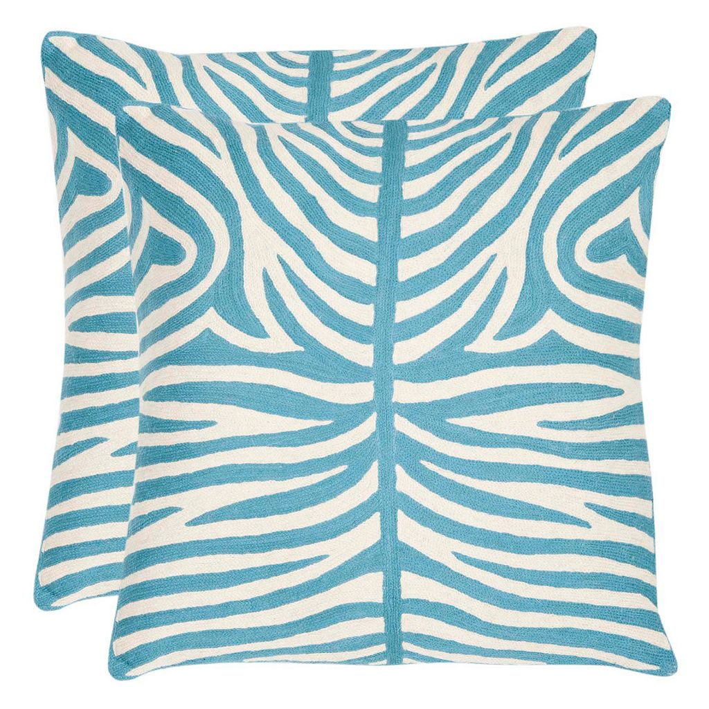 Safavieh 2-piece Sierra Throw Pillow Set