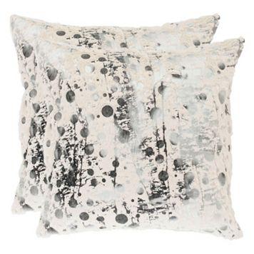 Safavieh 2-piece Nars Throw Pillow Set
