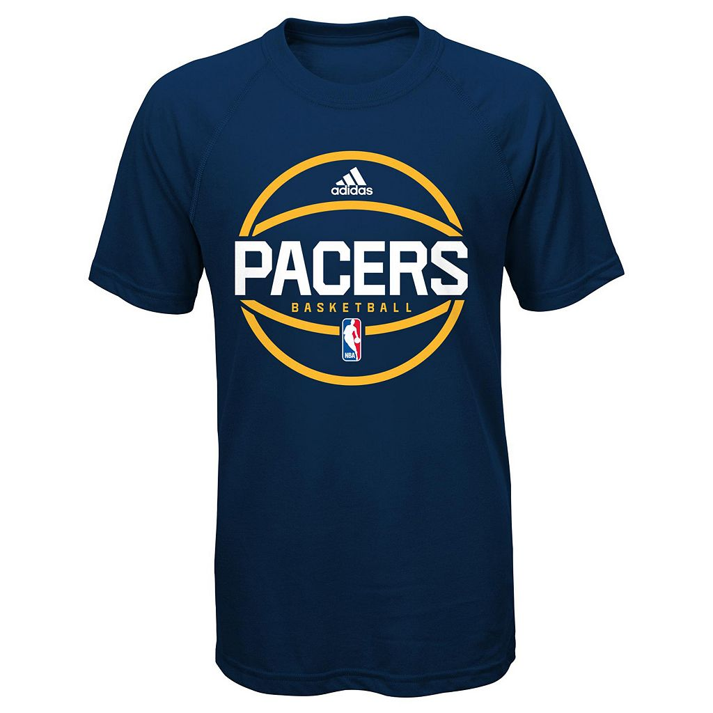 Boys 8-20 adidas Indiana Pacers climalite Practice Tee