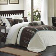 Victoria 7 pc Bed Set