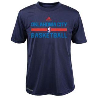 Boys 8-20 adidas Oklahoma City Thunder Practice Tee