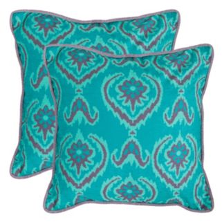 Safavieh 2-piece Alpine Throw Pillow Set