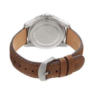 Timex Men's Expedition Leather Watch - T466819J