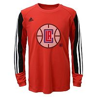 Boys 8-20 adidas Los Angeles Clippers Prestige climalite Tee