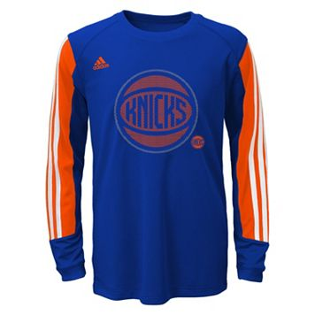 Boys 8-20 adidas New York Knicks Prestige climalite Tee
