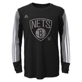 Boys 8-20 adidas Brooklyn Nets Prestige climalite Tee