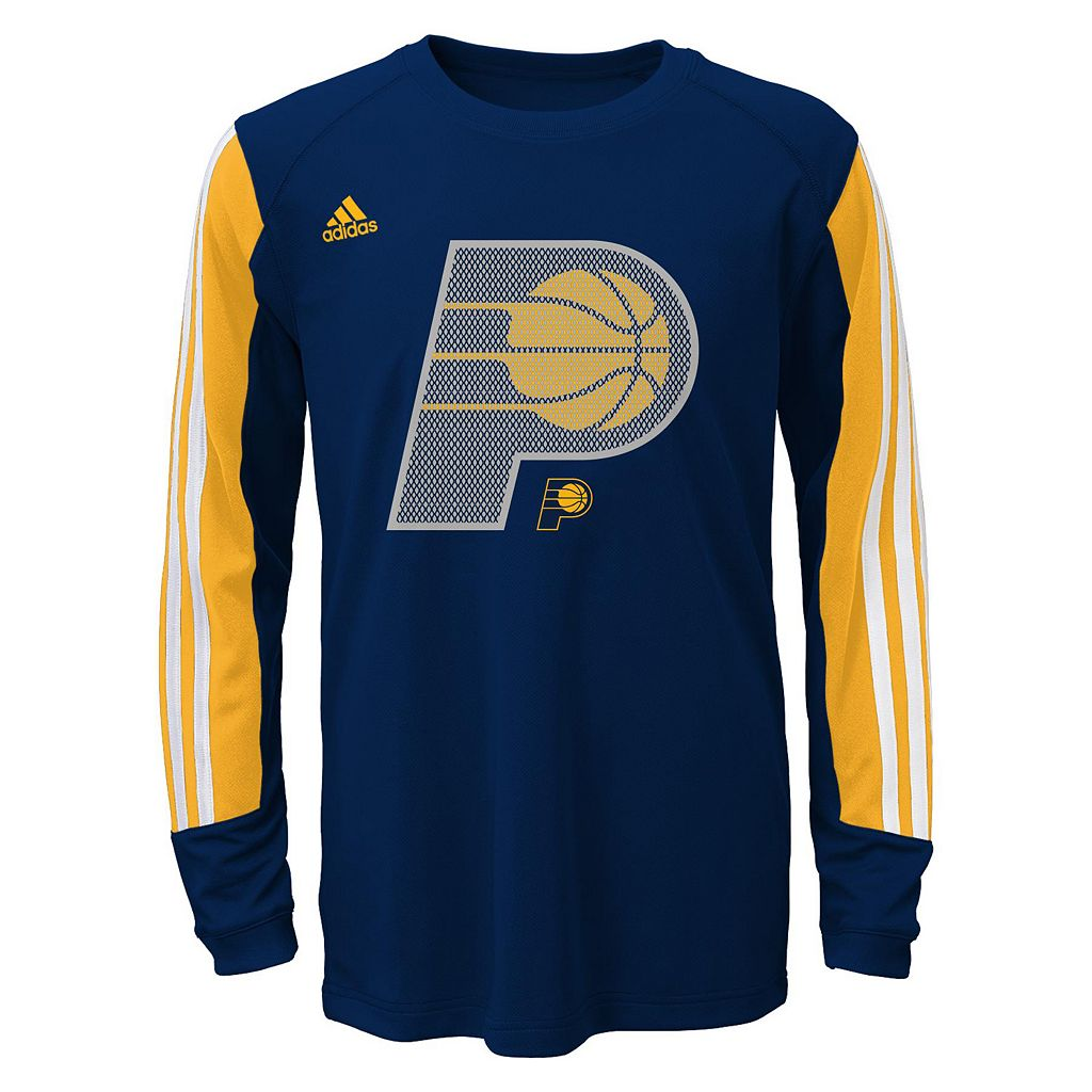 Boys 8-20 adidas Indiana Pacers Prestige climalite Tee