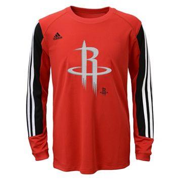 Boys 8-20 adidas Houston Rockets Prestige climalite Tee