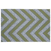 Kaleen Matira Chevron Indoor Outdoor Rug
