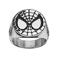 Spider-Man Stainless Steel Ring - Men