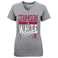 Girls 4-6x Alabama Crimson Tide Palladium Tee