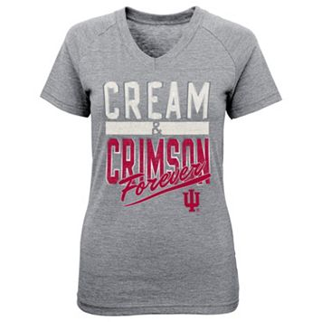 Girls 4-6x Indiana Hoosiers Palladium Tee