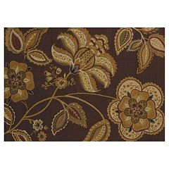 Click here to buy United Weavers Affinity Karma Floral Rug.