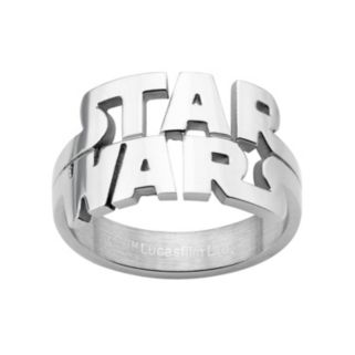 Star Wars Stainless Steel Ring - Men