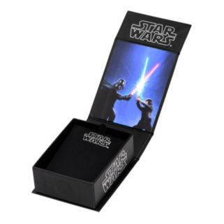 Star Wars Stainless Steel Two Tone Band - Men