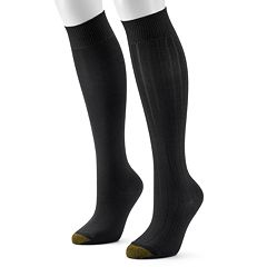 GOLDTOE 2-pk.Ultrasoft Knee-High Socks - Women