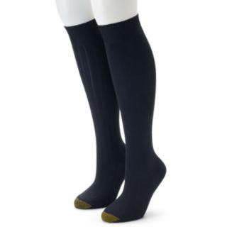 GOLDTOE 2-pk.Ultrasoft Knee-High Socks - Women