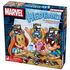 Marvel Hedbanz Game by Cardinal