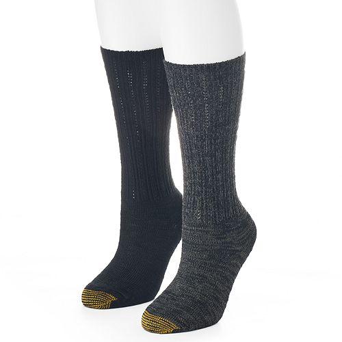 GOLDTOE 2-pk. Slouch Boot Socks - Women