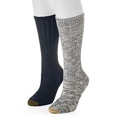 GOLDTOE 2-pk. Slouch Boot Socks - Women