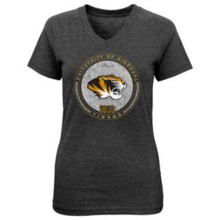 Girls 4-6x Missouri Tigers Medallion Tee
