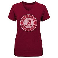 Girls 4-6x Alabama Crimson Tide Medallion Tee