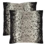 Safavieh 2-piece Damascus Throw Pillow Set