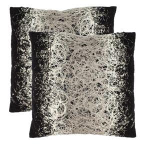 Safavieh 2-piece Damascus Throw Pillow Set