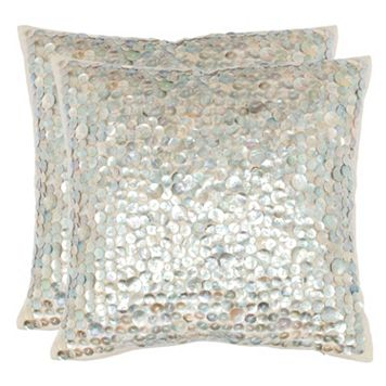 Safavieh 2-piece Dialia Throw Pillow Set