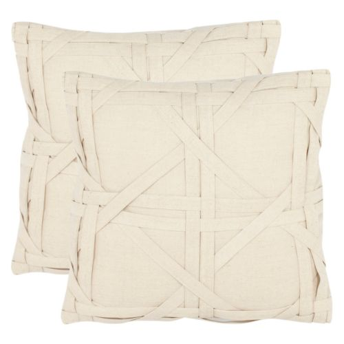Safavieh 2-piece Maddie Throw Pillow Set