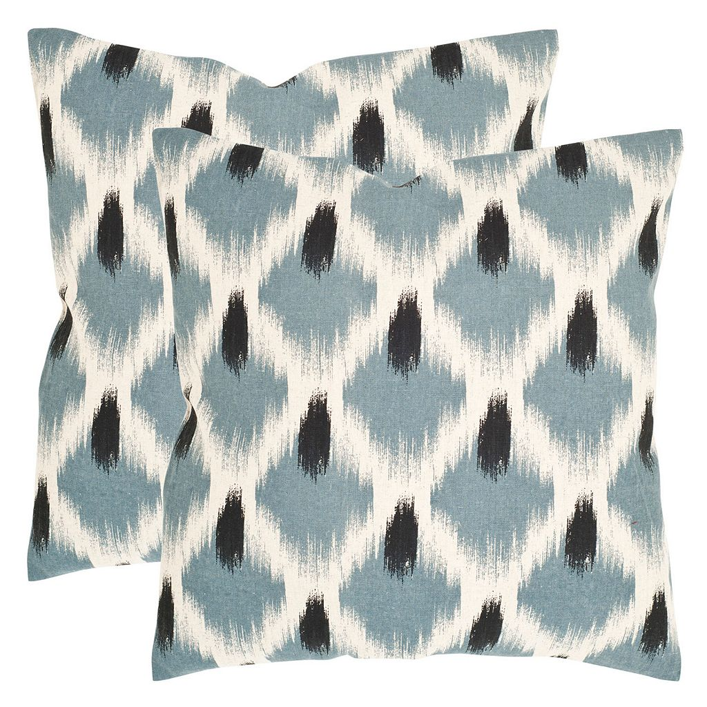 Safavieh 2-piece Alex Throw Pillow Set