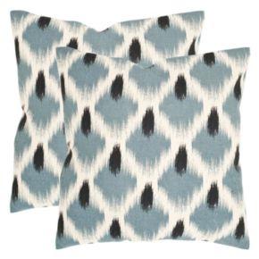 Safavieh 2-piece Alex Throw Pillow Set