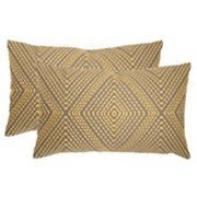 Safavieh 2 pc Lilly Throw Pillow Set
