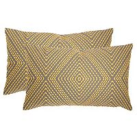 Safavieh 2-piece Lilly Throw Pillow Set