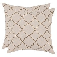 Safavieh 2-piece Sophie Throw Pillow Set
