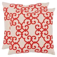 Safavieh 2 pc Sonya Throw Pillow Set