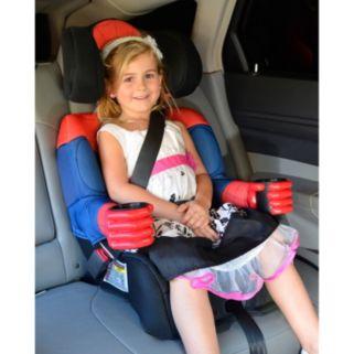 Marvel Ultimate Spider-Man Friendship Combination Booster Car Set by KidsEmbrace