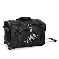 Denco Philadelphia Eagles 22-Inch Wheeled Duffel Bag