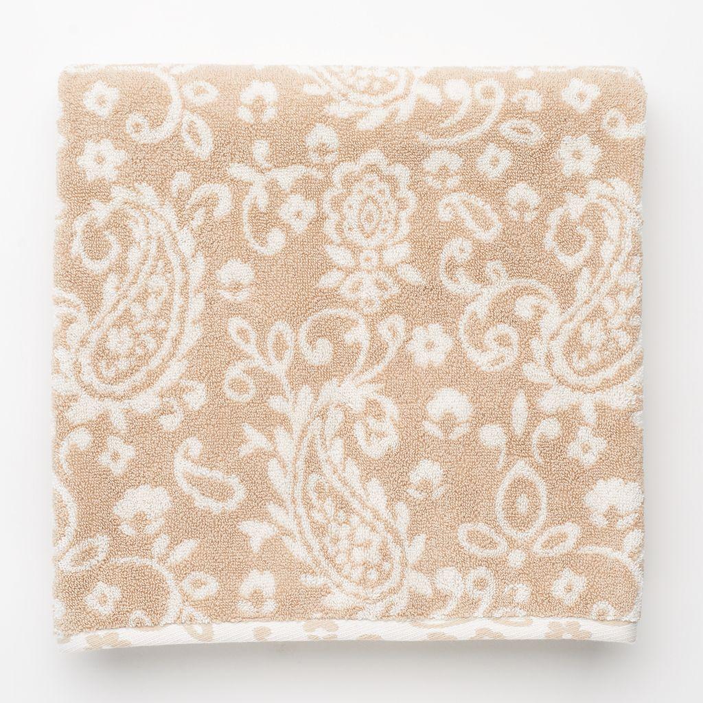 SONOMA Goods for Life™ Ultimate Performance Paisley Bath Towel