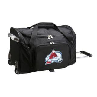 Denco Colorado Avalanche 22-Inch Wheeled Duffel Bag