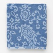 SONOMA Goods for Life™ Ultimate Performance Paisley Hand Towel