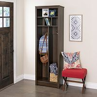 Prepac Space-Saving Entryway Storage Unit