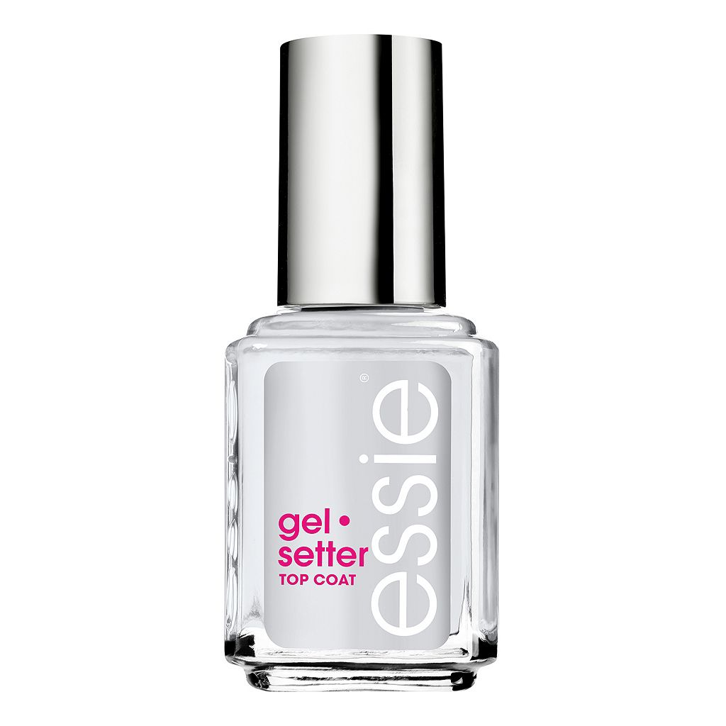 essie Gel Setter Top Coat Polish