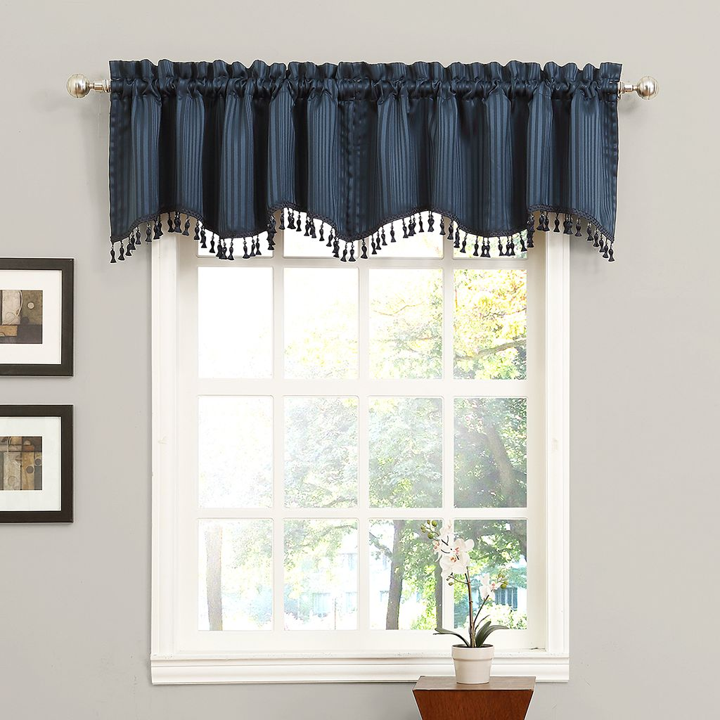 Top of the Window Anton Window Valance - 54'' x 20''