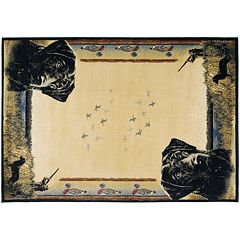United Weavers Buckwear Duck Hunter Rug
