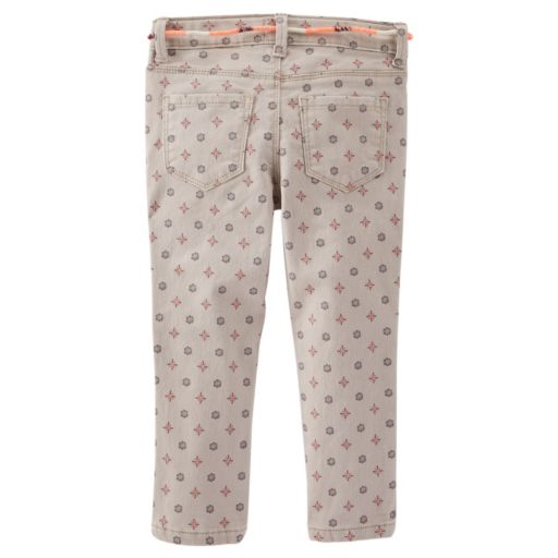 Toddler Girl OshKosh B'gosh® Skinny Field Twill Pants