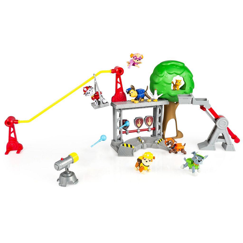 Paw Patrol Marshall Training Center with Bonus Characters